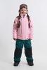 Комбинезон утепленный детский Cool Zone NICK розовый-болотный - 1