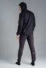 Nordski Jr Run куртка для бега детская Black/Orange - 4