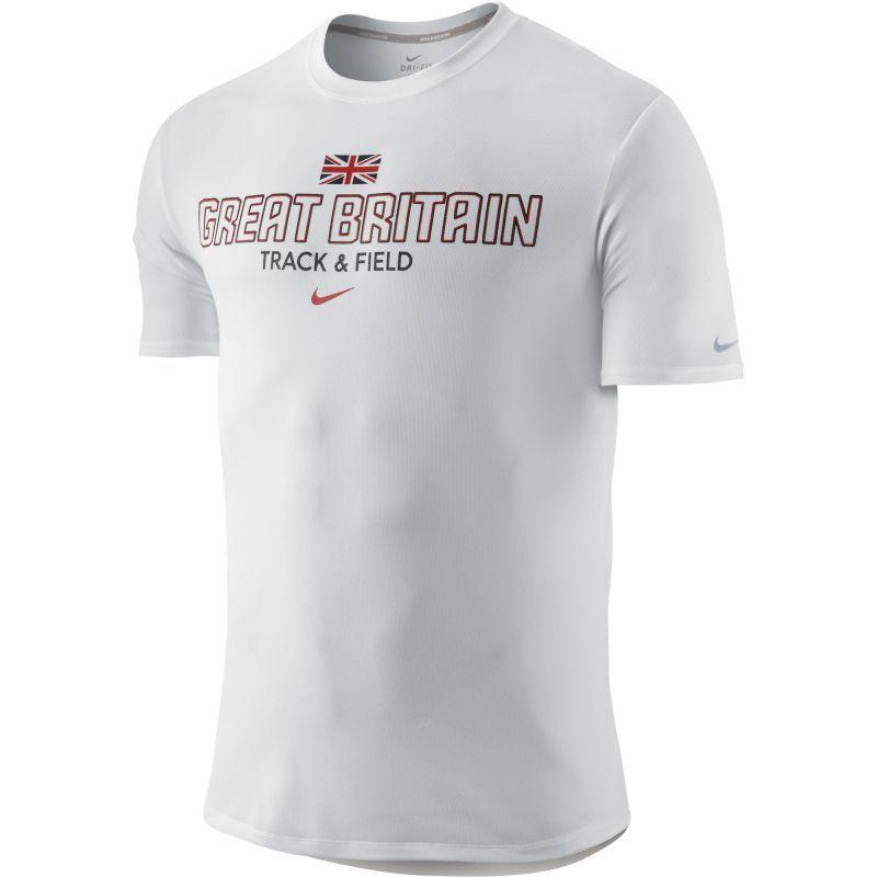 Футболка Nike Challenger Country SS (GR BR)