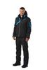 Nordski Premium прогулочный лыжный костюм черный - 1