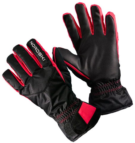 Nordski Arctic Membrane перчатки мембранные black-raspberry
