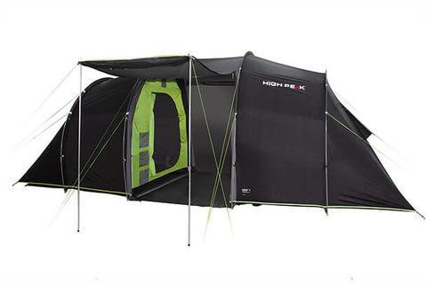 High Peak Tauris 6 туристическая палатка шестиместная