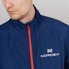 Nordski Motion костюм для бега мужской Navy/Red - 3