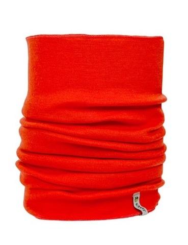 Janus Design Wool многофункциональный баф детский апельсиновый