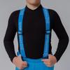 Nordski Jr Premium разминочные лыжные брюки детские синие - 4