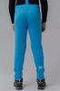 Nordski Jr Premium разминочные лыжные брюки детские синие - 3