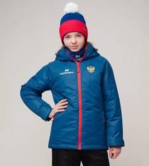 Nordski Jr Motion Patriot утепленная прогулочная лыжная куртка детская
