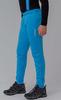 Nordski Jr Premium разминочные лыжные брюки детские синие - 2
