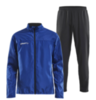 Craft Rush Wind мужской костюм для бега синий-черный - 1