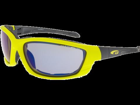 Goggle Teko спортивные солнцезащитные black-yellow