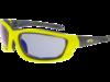 Goggle Teko спортивные солнцезащитные black-yellow - 1