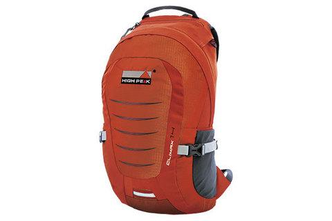 High Peak Climax 18 спортивный рюкзак оранжевый