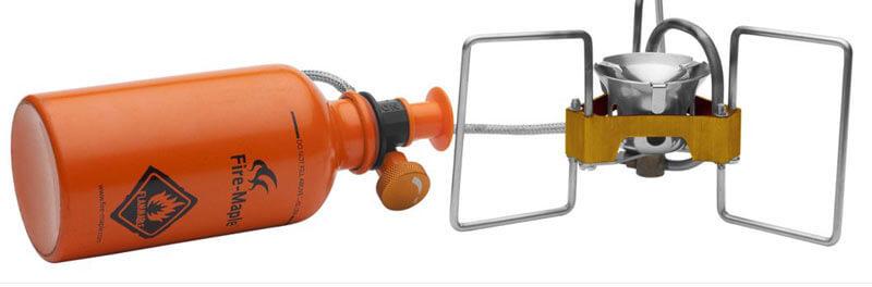 Fire-Maple Turbo FMS-F5 бензиновая горелка - 5