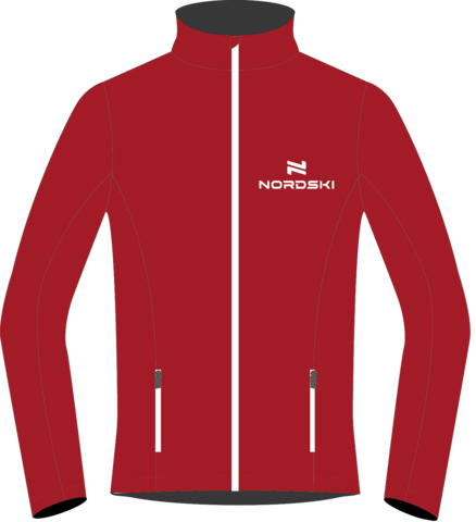 Nordski Россия лыжная куртка мужская