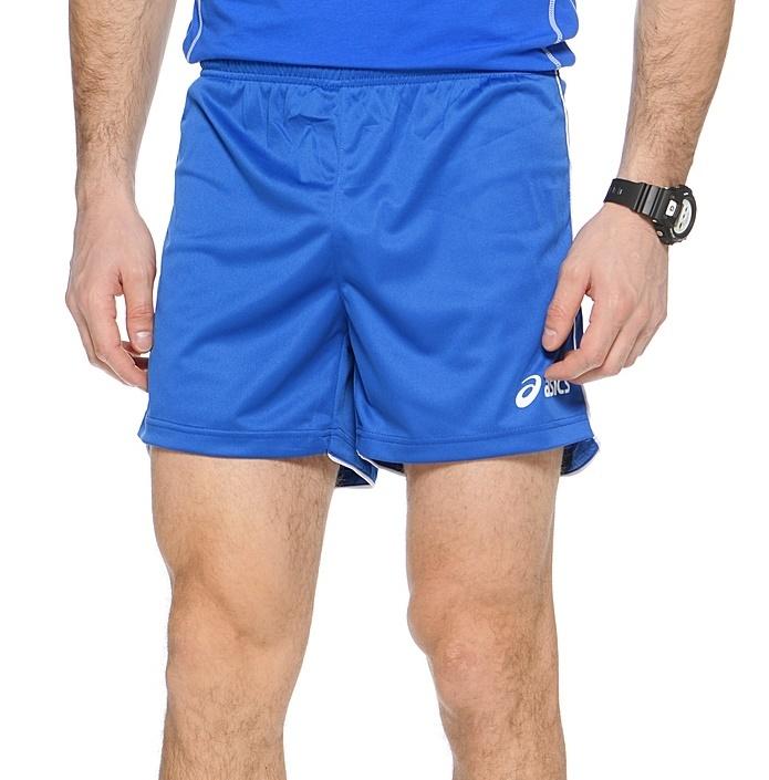 Волейбольные шорты Asics Short Zona мужские blue