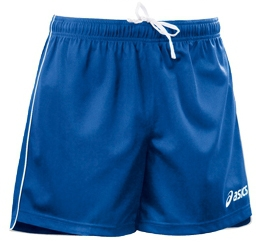 Волейбольные шорты Asics Short Zona мужские blue - 5