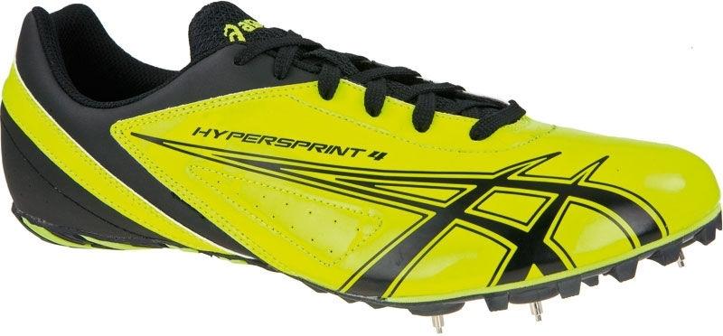 Asics Hyper Sprint 4 yellow Шиповки мужские - 2