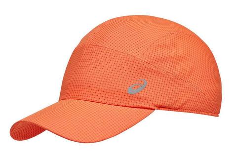 Asics Lightweight Running Cap бейсболка коралловая