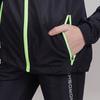 Nordski Jr Motion костюм беговой детский черный-лайм - 6
