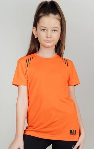 Nordski Jr Run Premium комплект для бега детский orange