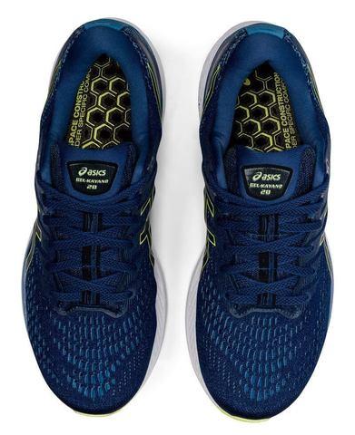 Asics Gel Kayano 28 беговые кроссовки мужские синие