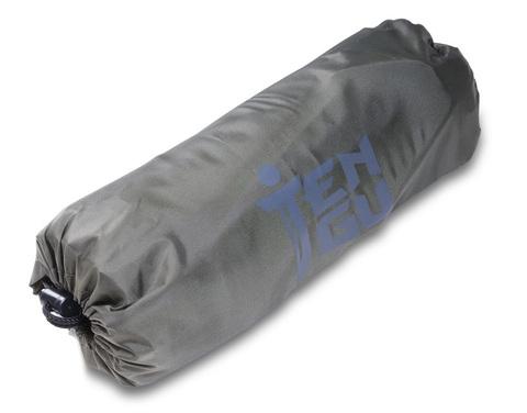 Tengu Mark 3.71M надувной туристический коврик оливковый