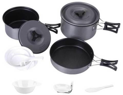 Fire-Maple Fmc-201 набор туристической посуды