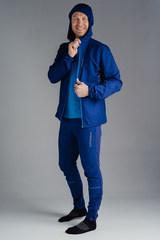 Nordski Run костюм для бега мужской navy