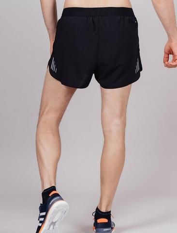 Nordski Run шорты беговые мужские black