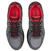 Asics Frequent Trail кроссовки-внедорожники для бега женские серые-красные - 4