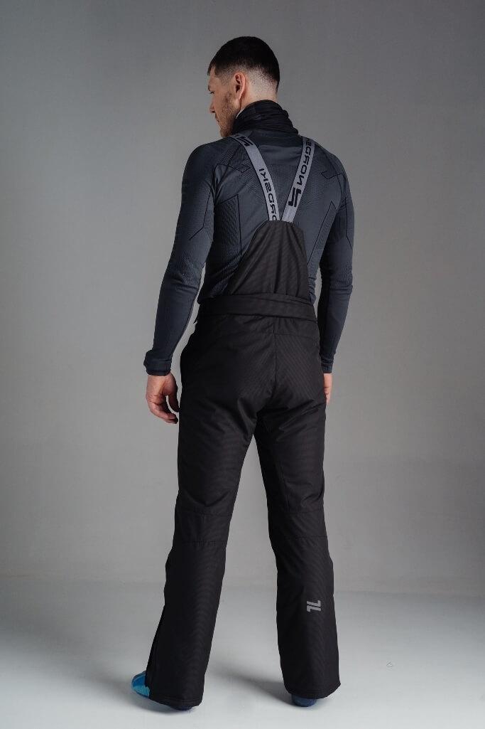 Nordski Mount теплый лыжный костюм мужской синий - 5
