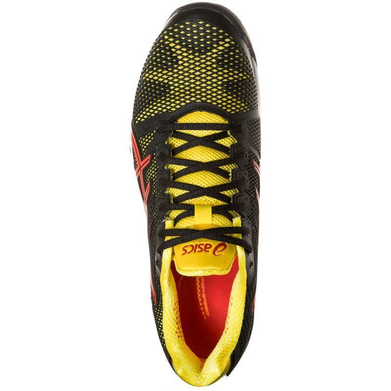 Кроссовки теннисные Asics Gel-Solution Speed 2 мужские черные - 3