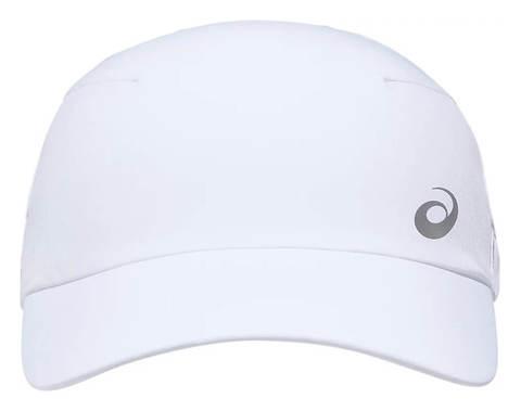 Asics Woven Cap бейсболка белая