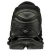 Mizuno Wave Prophecy 8 кроссовки для бега мужские черные - 3