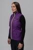 Nordski Motion теплый жилет женский Purple - 2