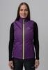 Nordski Motion теплый жилет женский Purple - 1