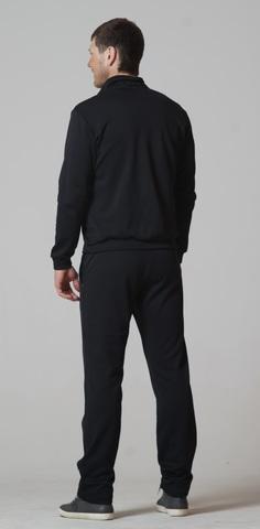 Nordski Jr Zip Base спортивный костюм детский черный