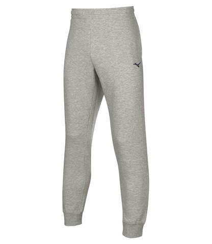 Спортивные брюки мужские Mizuno Sweat Pant серые