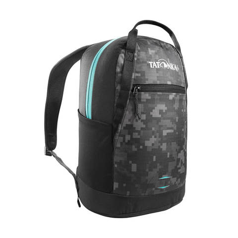 Tatonka City Pack 15 городской рюкзак black digi camo