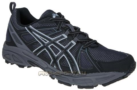 Asics Gel-Trail-Tambora 4 кроссовки для бега мужские черные