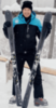 Nordski Mount теплый лыжный костюм мужской - 1