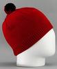 Nordski Sport лыжная шапка красная - 3