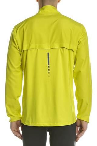 Asics Running Moving костюм для бега мужской желтый-черный