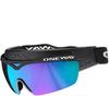 Очки-маска лыжные OneWay XC-Optic Snow Bird Black - 1