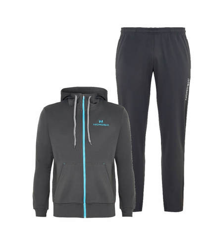 Nordski Hood Base спортивный костюм мужской grey
