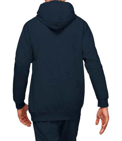 Asics Big Oth Logo спортивный костюм с капюшоном мужской темно-синий
