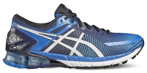 ASICS GEL-KINSEI 6 мужские беговые кроссовки синие