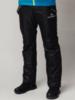 Nordski Premium прогулочные лыжные брюки мужские black - 1