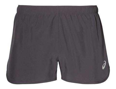 Asics Silver Split Short шорты для бега мужские серые