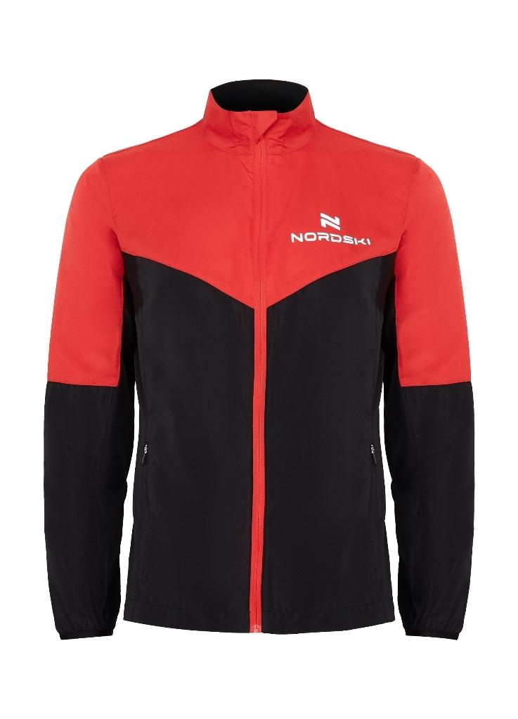 Nordski Sport Elite костюм для бега мужской red-black - 13